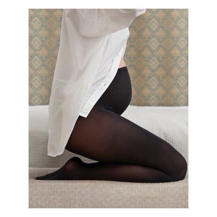Mums in tights Swedish Stockings Matilda Maternity Tights