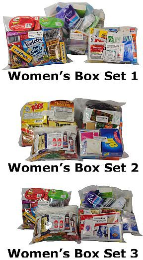 Military Care Packages of the Month - Female