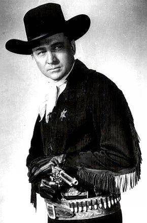 Tex Ritter ~ singer/actor....Father of John Ritter....