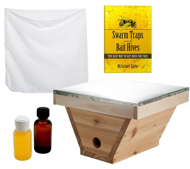What's the most important component of beekeeping? Obtaining the bees, of course! In this kit, we have everything needed to catch a swarm, transport a swarm, keep stray bees contained, and learn more