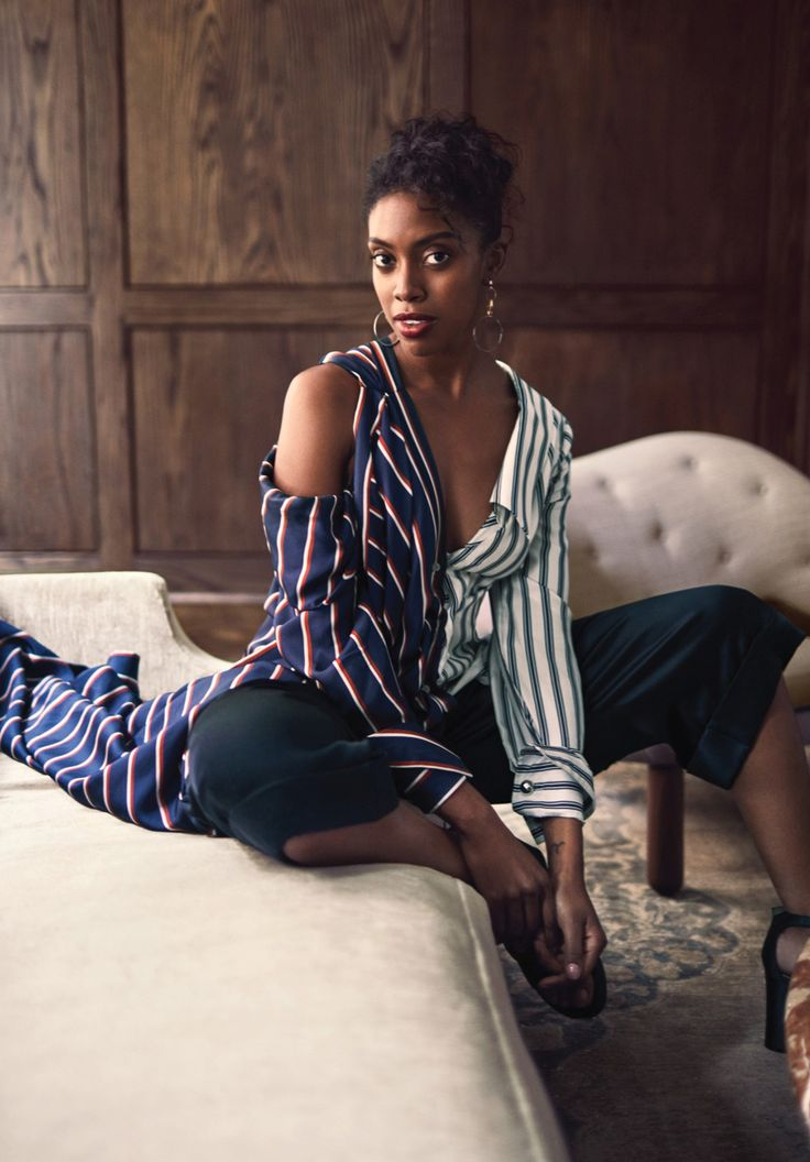 Condola Rashad Can't Wait to Tap Into Dark Condola Again with the Season 2 Premiere of Billions