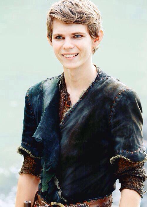Robbie Kay as Peter Pan