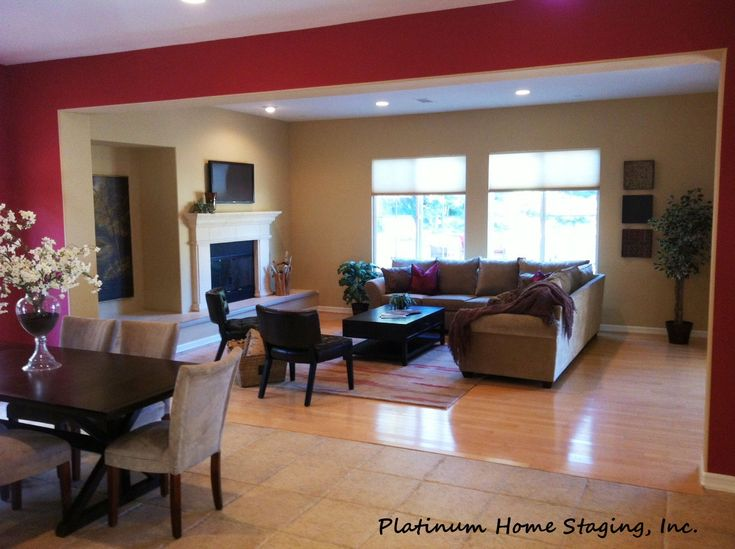 Open Floor Plan in Wood Ranch Sets the Stage (With images