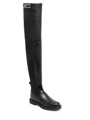 c3743b1b2f6 FENDI Rockoko Thigh-High Boots.  fendi  shoes  boots