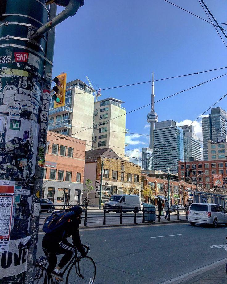 We love our city #Toronto