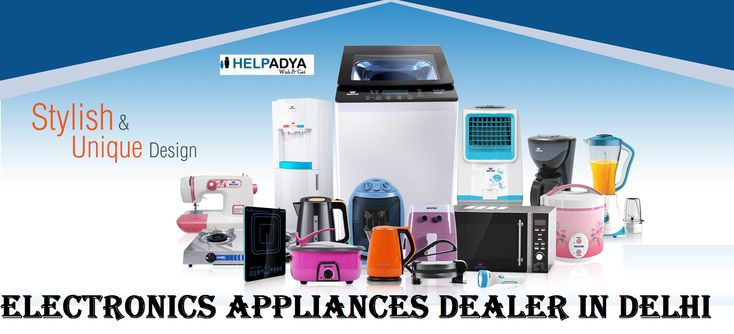 Electronics Appliances Dealer in Delhi  are best way of getting accepted via free ads for Electronics Appliances Dealer in Delhi With the help of classified sites you can promote your new make simply. Help Adya is a marketplace where you can place your free ads together with large range of categories such as Real Estate, Car & bikes, Electronic Equipments, furniture, jobs and much more. To identify more about Free ad Posting visit www.helpadya.com .