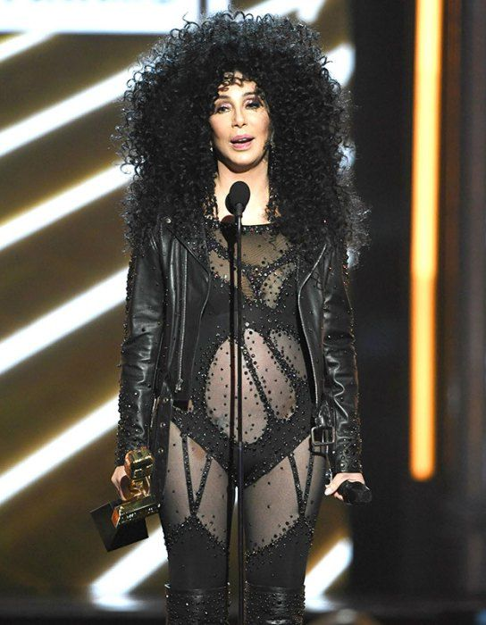 Cher Turns Back Time — In Search For A Boy Toy!