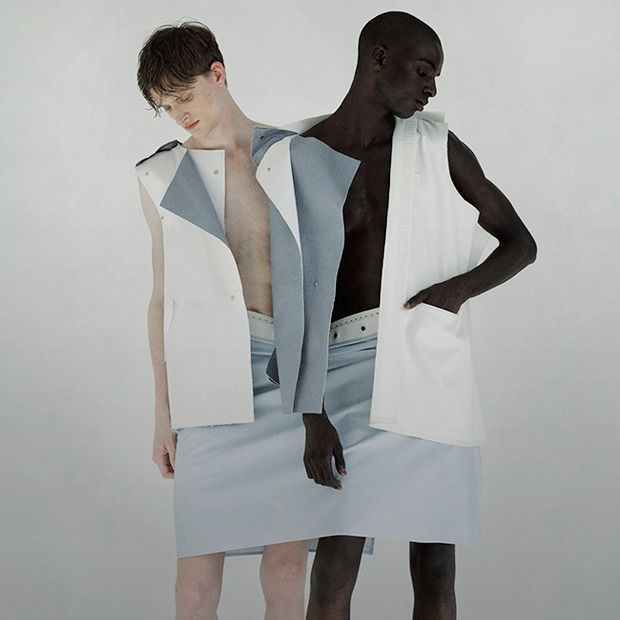 Мужская юбка как новая модная норма  — Стиль на Wonderzine
