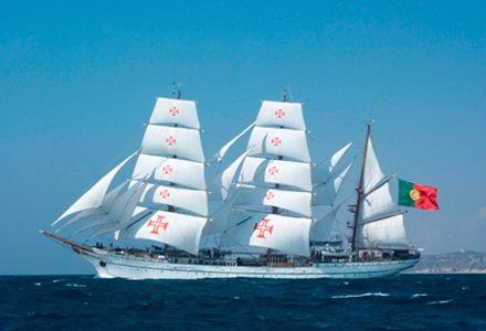 navio escola-Portugal