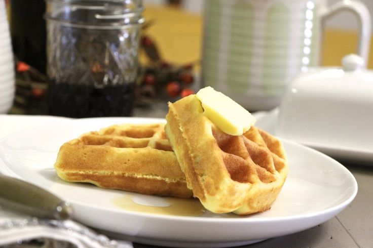 Coconut flour waffle to try