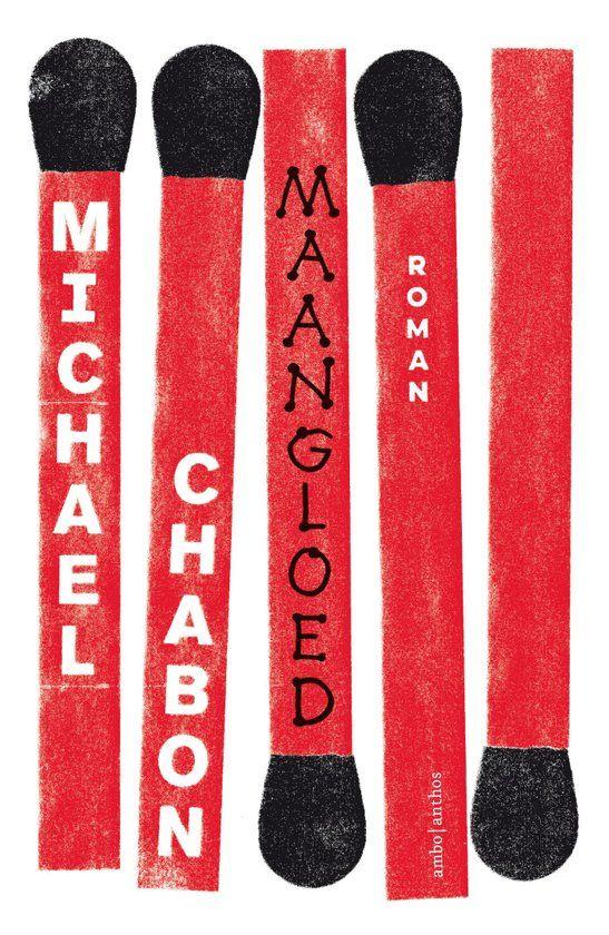 Maangloed - Michael Chabon:  getipt in DWDD van 28 maart 2017