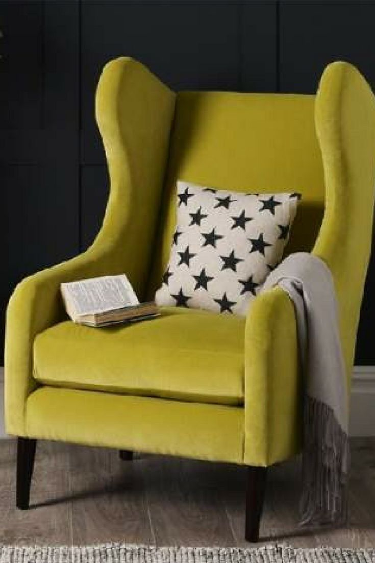 The Ultimate Statement Chair The Classic Duchess Chair Is A Smaller Contemporary Wing Back Chair The Duc Guest Bedroom Decor Statement Chairs Beautiful Sofas
