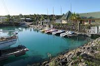 La Marina de Wé , Province des îles   Loyoute, New Caledonia
