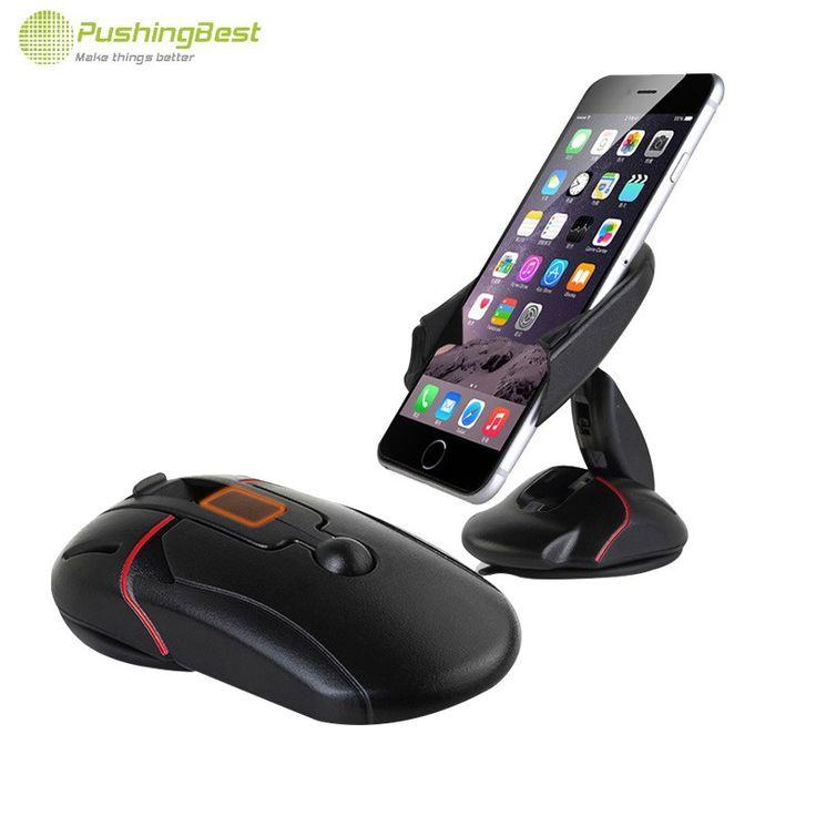 Stylish Car Mount Car Phone Holder Foldable Mobile Phone Car Mount and Smartphone Car Holder 360 degree Rotation to mobile phone