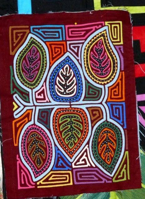 [inspiration+mola.jpg]PANAMANIAN MOLA : More Pins Like This At FOSTERGINGER @ Pinterest