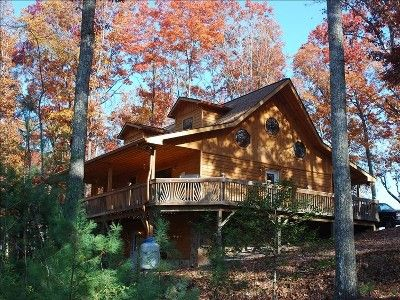 Superbe Murphy Vacation Rental   VRBO 124782   3 BR Smoky Mountains Cabin In NC,  Winter