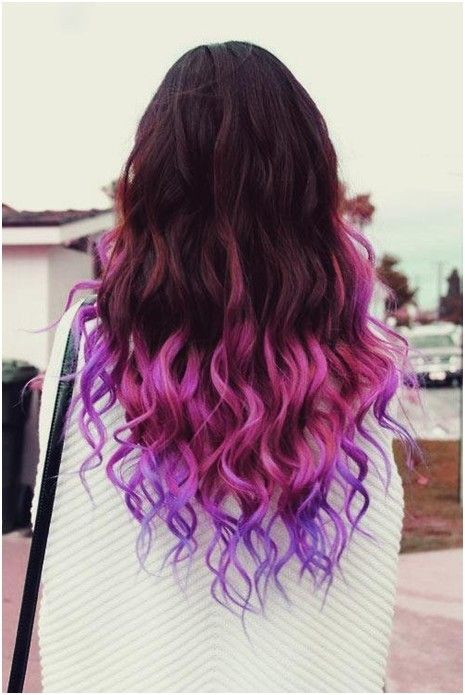Long Wavy Ombre Hair: Wavy Hairstyles Trends | Popular Haircuts