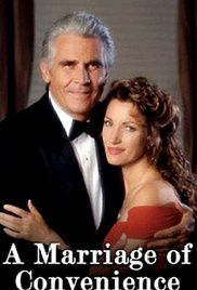 A Marriage of Convenience movie dvd Jane Seymour