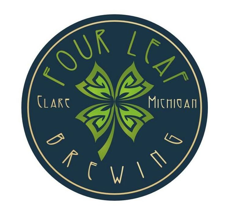 """""""We were very happy with our logo design from Deluxe. It was quality work and they just nailed it!""""  - Amy Shindorf, Owner, Four Leaf Brewing"""