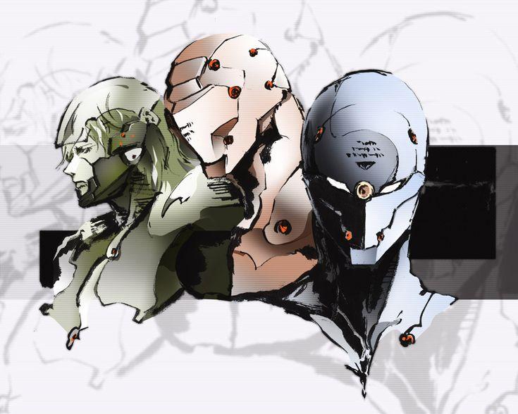 Cyborg Ninja | Metal Gear Wiki | Fandom powered by Wikia