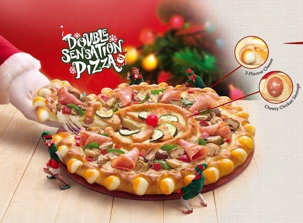 Most Insane Pizza?