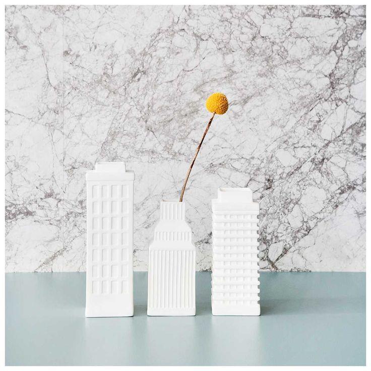 Het #Marble Behang Van Ferm Living Is Een Van De Populaire Ontwerpen Uit De  Behang