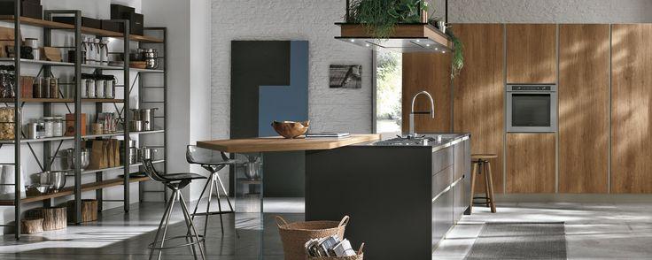 Cucina Stosa Infinity! (http://www.stosacucine.com/cucine/1-cucine-moderne/30-infinity). Stile, design e versatilità per una cucina moderna italiana. #Stosa #Cucine #MadeInItaly #Arredo