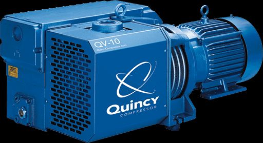 Quincy QV 10 HP Air Compressor | Quincy Vacuum Pumps