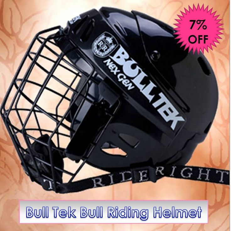 7 Best Protective Rodeo Helmet Images On Pinterest