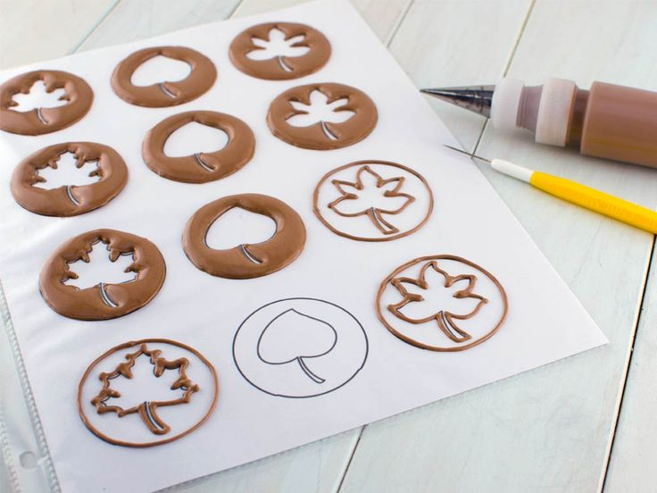 Easy Cake Icing Patterns: Best 25+ Piping Templates Ideas On Pinterest