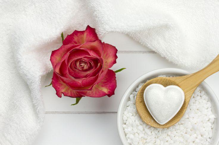 Regali fai da te per san Valentino: le bombe da bagno effervescenti