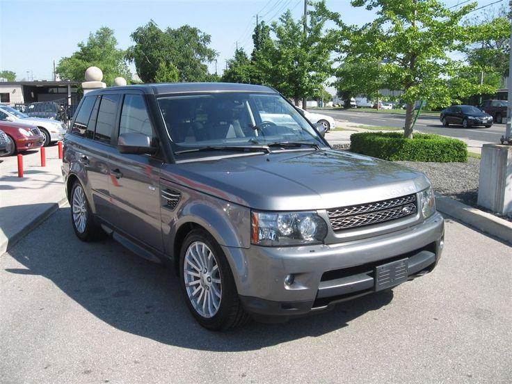 2010 Land Rover Range Sport HSE  SmartAutoListings.com