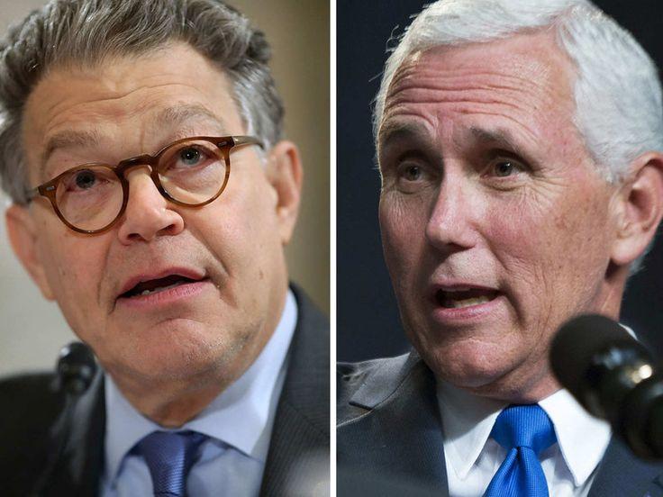 Al Franken Warns About Potential Perils of President Pence