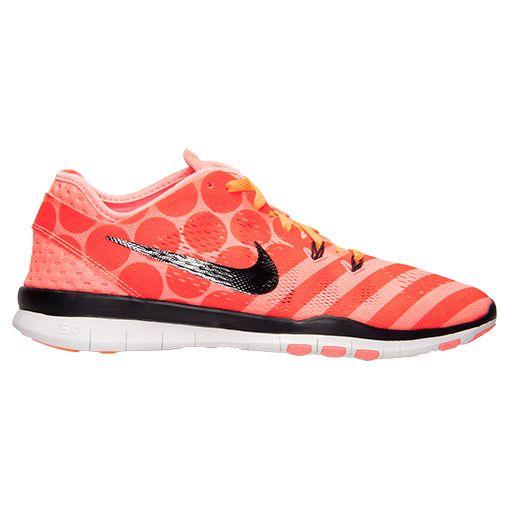 Women's Nike Free 5.0 TR Fit 5 Print Training Shoes