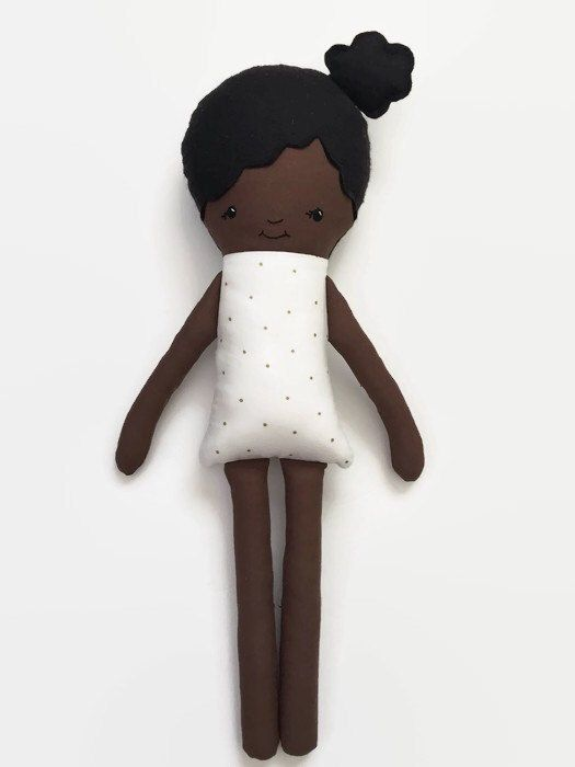 14 best my custom handmade dolls images on pinterest doll personalized rag doll personalized girl gifts personalized baby gifts personalized cloth doll handmade cloth doll african american doll negle Images