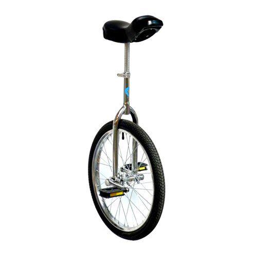 Monocycle PassePasse luxe design 20 pouces (50cm) Vélo une roue. Recommandé pour 12 à17 ans.: Facile à utiliser - roulez en quelques heures…
