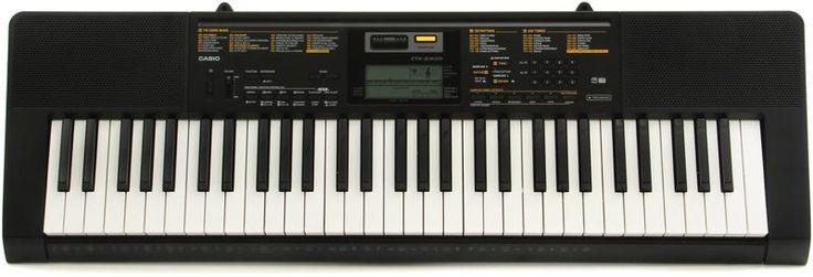 Keyboard CTK-2400 Casio + zasilacz