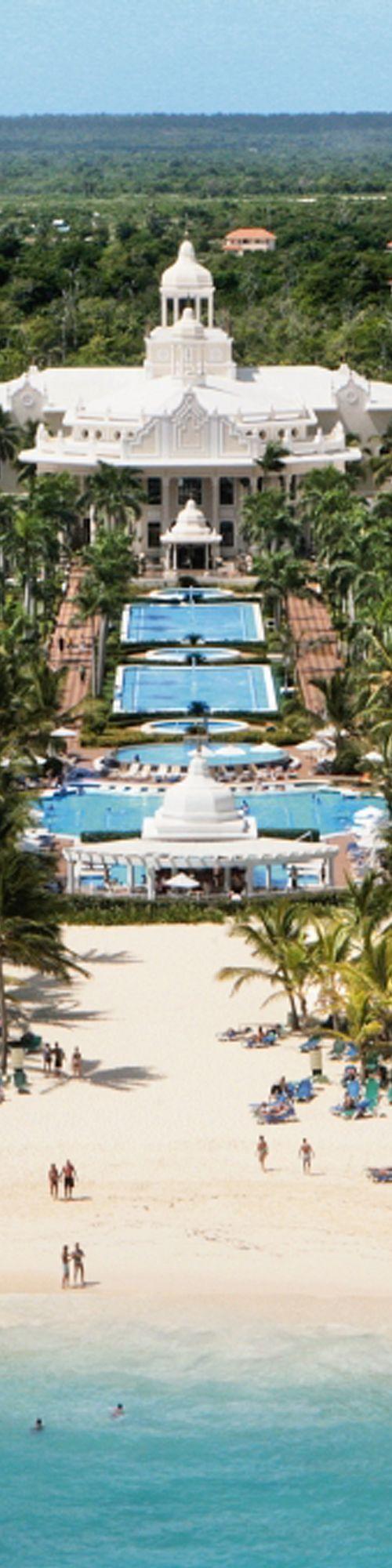 Riu Palace Punta Cana - Dominican Republic - All Inclusive - see front location - fun in the sun