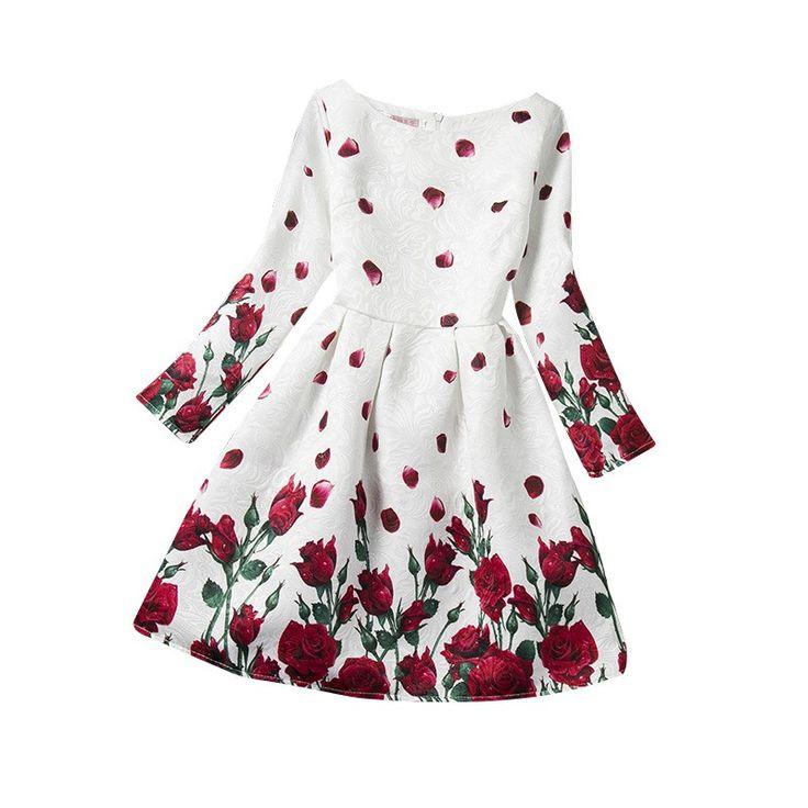 $8.64 (Buy here: https://alitems.com/g/1e8d114494ebda23ff8b16525dc3e8/?i=5&ulp=https%3A%2F%2Fwww.aliexpress.com%2Fitem%2FCostumes-Princess-Dress-Girl-Christmas-Dress-Long-Sleeve-Autumn-Winter-Kids-Clothes-Rose-Floral-Children-Dress%2F32770523528.html ) Costumes Princess Dress Girl Christmas Dress Long Sleeve Autumn Winter Kids Clothes Rose Floral Children Dress for just $8.64