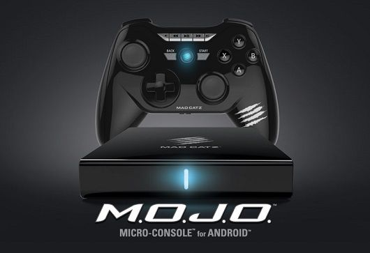 MOJO: Micro Gaming Console With Android OS For $249.99
