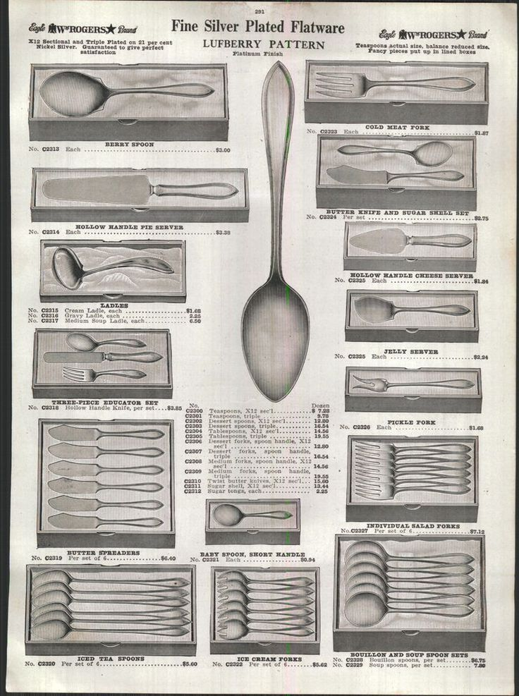 878 Best Images About Vintage Silver Silverplate
