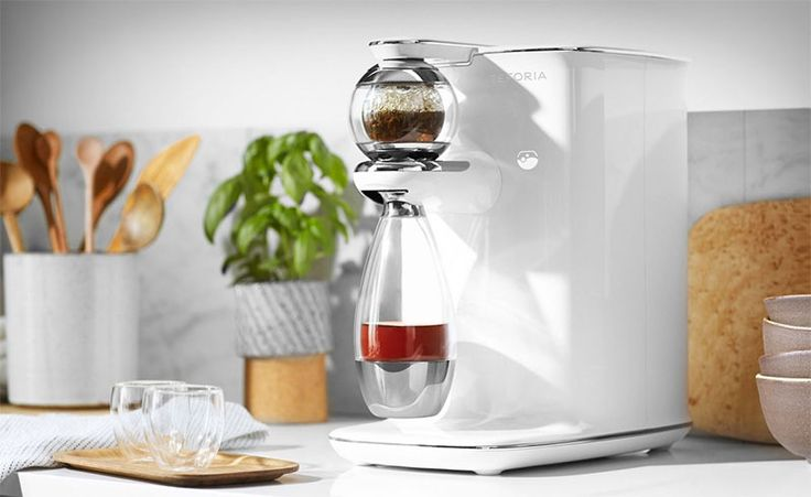 Teforia : l'infuseur à thé innovant et design - #Food - Visit the website to see all photos http://www.arkko.fr/teforia-infuseur-the/