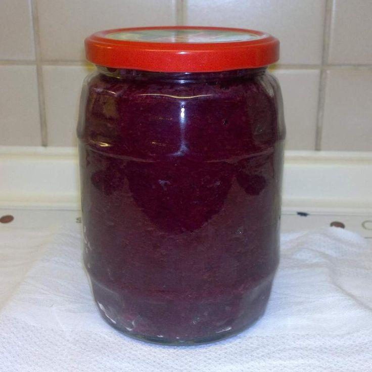 Rezept Blaukraut - zum reinlegen:) von Birgit89 - Rezept der Kategorie Beilagen