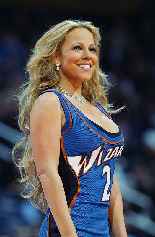 #Mariah #Carey she wears it well