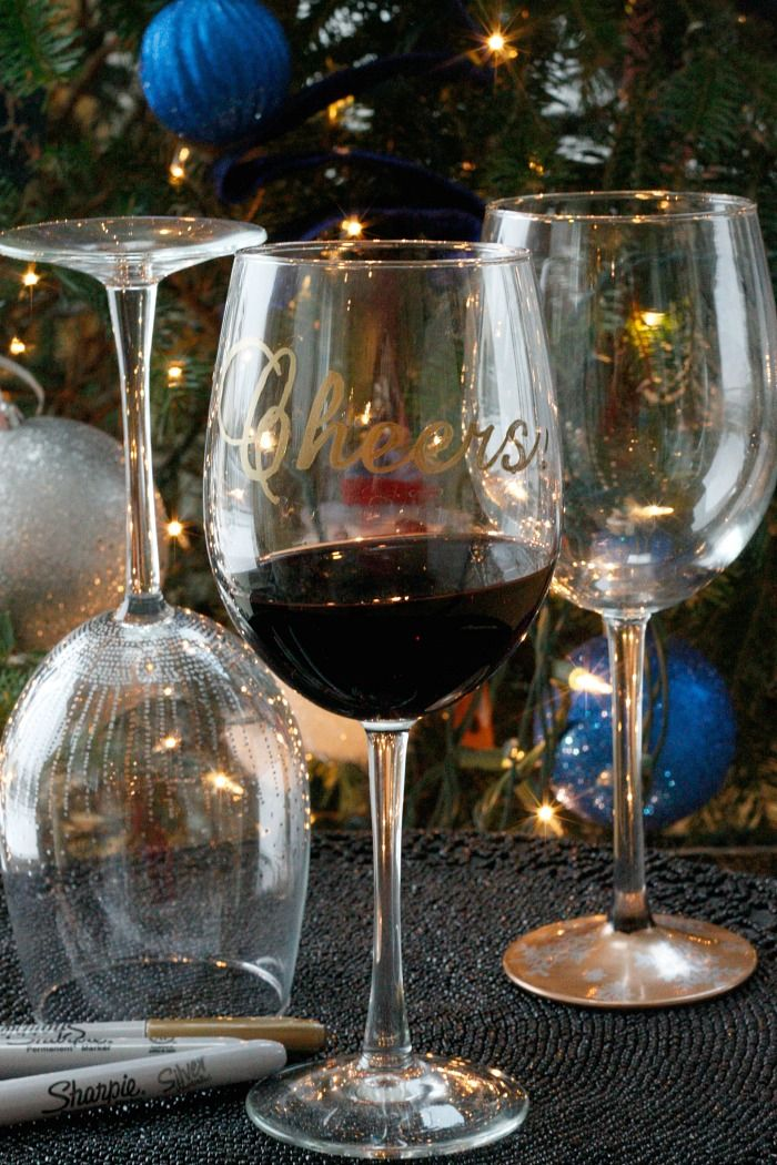 37 best spray paint inspiration images on pinterest for Spray painting wine glasses