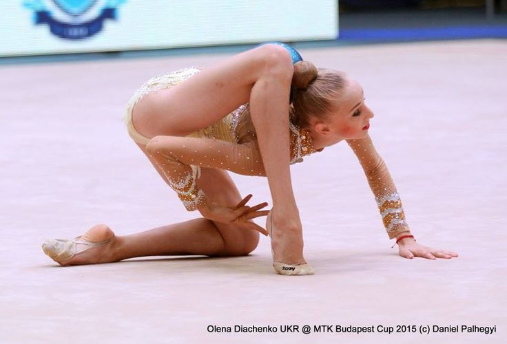 Olena Diachenko (Ukraine), MTK (Budapest) 2015