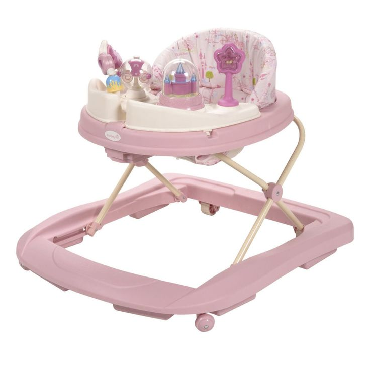 Disney Music And Lights Walker Pink