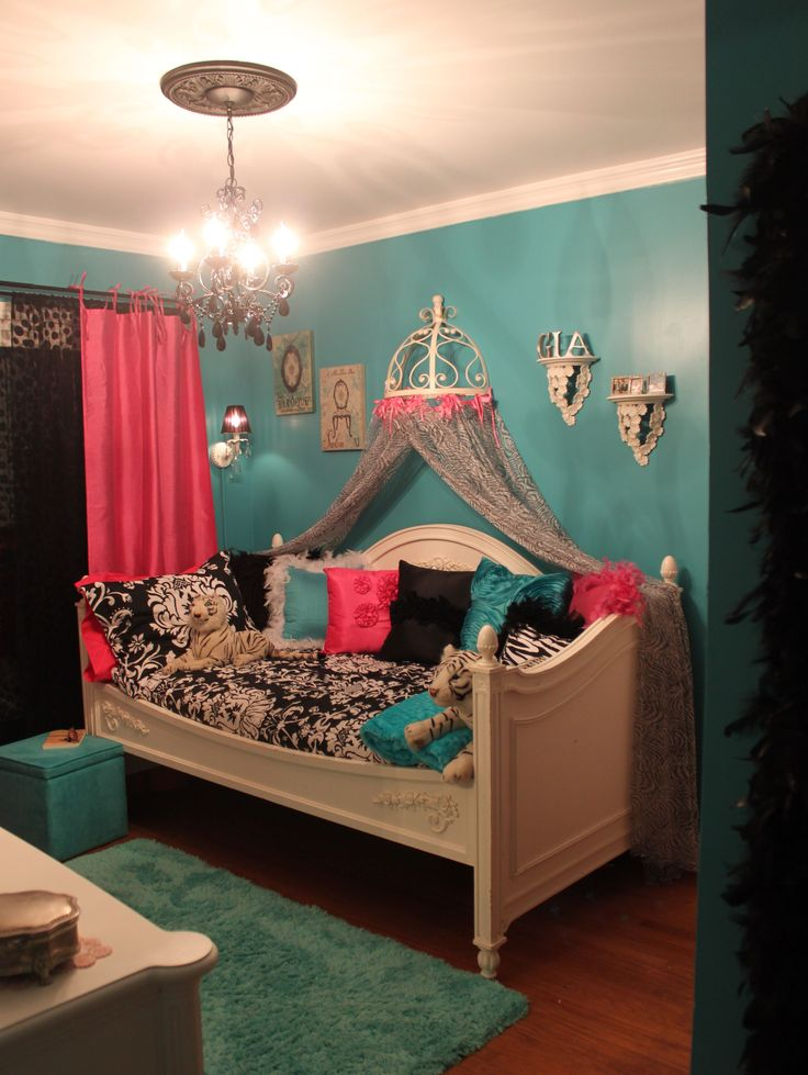 So cute bedroom idea