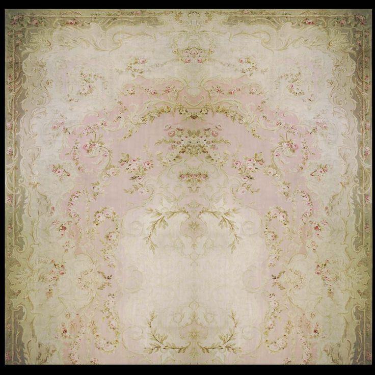 Aubusson Rug - 23041   European 22' 4'' x 34' 6''   Pink, Origin France, Circa: 1880 #aubusson #rug #antique #nyc