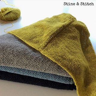 Nach dieser leichten Anleitung kannst du dir ein wunderschönes, leichtes Tuch für die kalte Jahreszeit stricken. Du kannst selbst bestimmen wie groß das Tuch werden soll.